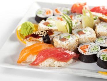 Sushi y sashimi del Tamaya (colectivia.com)
