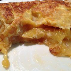 Qué buena la tortilla de Kepa Landa (Bilbao)