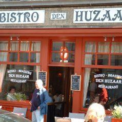 Bistro Den Huzaar (Brujas). Bélgica. Un lugar para esconderse (como Colin Farrell)