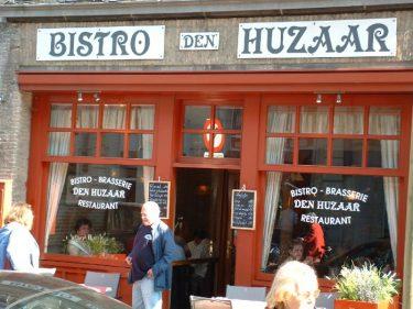 Bistro Den Huzaar, tipismo y gastronomía flamenca, de la de Bélgica no de la de Jerez