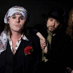 The Quireboys. 'Tramps and thieves'