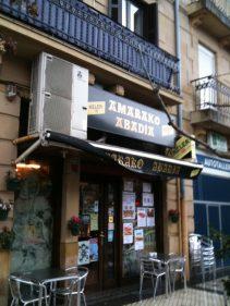 Fachada de Amarako Abadia, en Donostia (foto: Igor Cubillo)