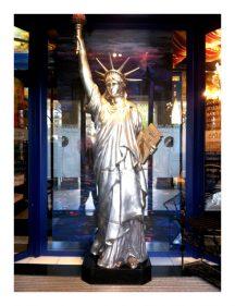 La Estatua de la Libertad de Don Peppone (foto: Uve)