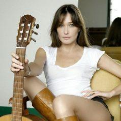 Carla Bruni. 'Mon Raymond'