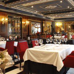 Restaurante Migaea (Getxo). De guante blanco