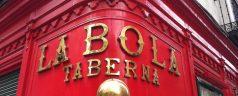 Restaurante La Bola (Madrid). Cocido madrileño con prisas