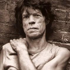 Mick Jagger. 'God gave me everything'