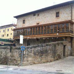 Restaurante Palacio de Añana (Salinas de Añana). La sal como protagonista