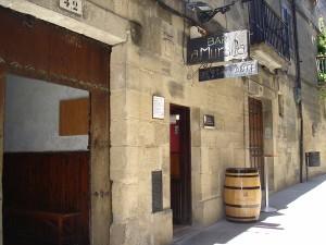 Fachada de La Muralla (foto: villasmedievales.com)