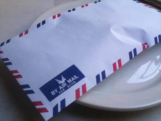 Hay una carta para ti en El Baret de Miquel Ruiz (foto: Cuchillo)
