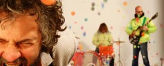 The Flaming Lips. The yeah yeah yeah song
