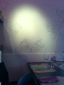 Detalle ciclista (foto: María Mora)