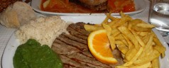 1º de Maio (Lisboa). Defensor de la gastronomía portuguesa
