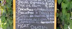 Cervejaria Camoes (Cascais). Mejor la comida que el comedor