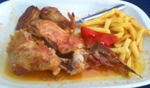 Lechazo de Cuesta (f: Gastrocríticas Cantabria)