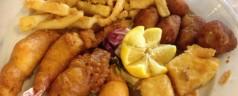 Llagar El Quesu (Bobes). La parrilla gaucha y los fritos de la casa