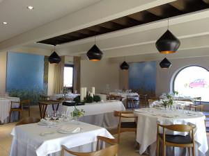 Comedor del Palacio de Mijares, en imagen de su web.