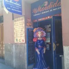 Bienvenidos a La Mordida (Madrid)