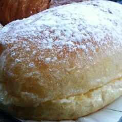 Pastelería Leku-Ona (Mungia). Bollos de mantequilla siderales