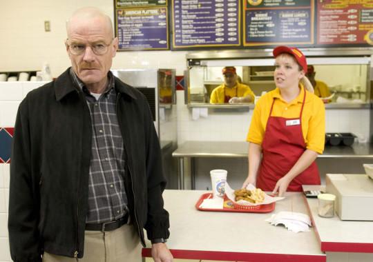 Heisenberg, come pollo