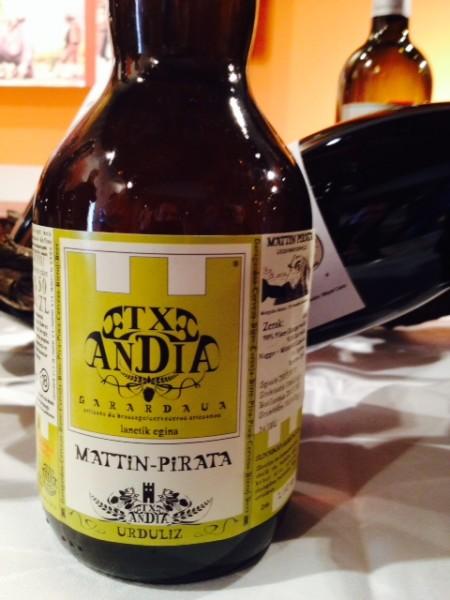 Etxe Andia, una cerveza con mucho carácter