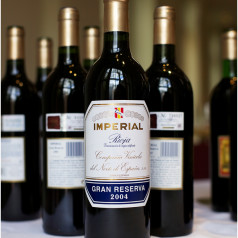 Mueble Bar: Imperial GR 2004. ¿El mejor vino del mundo?