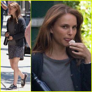 A Natalie le gusta lo dulce, no lo salado