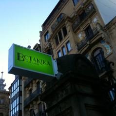Botanika Kafe (Donostia). Saludable e internacional