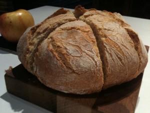 Peazo pan, en El Clarete (foto: Cuchillo)