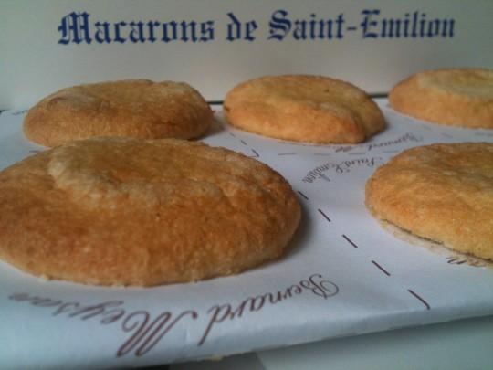 Macarons de Saint Emilion, de Bernard Meysan (foto: Cuchillo)