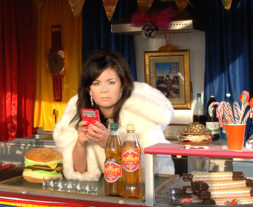 Miss Platnum se come la hamburguesa con las pieles, naturalmente.