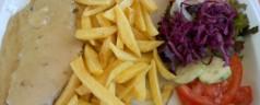 Restaurante Porto de Cascais (Cascais): ¿Fletán o lenguado europeo?