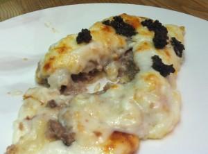 Canelones, de La Taberna del Gourmet (f: María Mora)