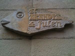 Arandia de Julen _ fachada