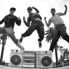 Beastie Boys. '(You gotta) Fight for your right (to party!)'