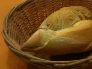 Cesto de pan, en Beethoven I (foto: Cuchillo)