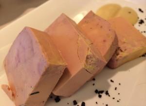 Foie, impresionante, de Tamarises (foto: Urko)