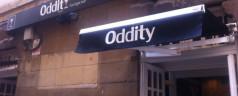 Oddity Cafe Lounge (Bilbao).  Bar y coctelería en el corazón del Casco Viejo