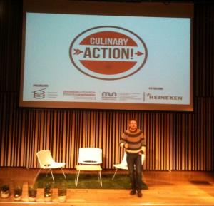 Aduriz en Culinary Action! (foto: Cuchillo)Aduriz en Culinary Action! (foto: Cuchillo)