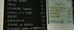 Taberna 113 (Vitoria). No pasen del menú del día