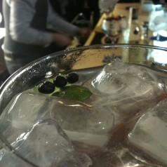 Gin Show Bilbao. Entre la bruja de Blair, Seagram's y los poetas del alcohol