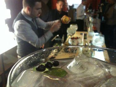 Mi gintonic, en Gin Show Bilbao (foto: Igor Cubillo)