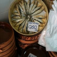 Cómo preparar sardinas viejas