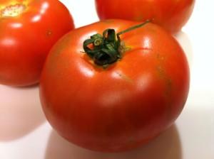 Los tomates, listos (foto: Uve)