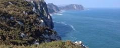 La Chopera (Collera). Una ruta por los acantilados del Infierno de Ribadesella