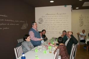 Segundas jornadas  asturias ponentes, foto Escuela Hostelería