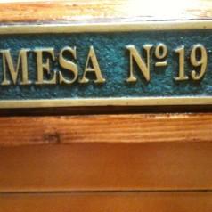 Néstor (Donostia). El restaurante de una mesa