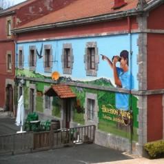 Bienvenidos a Buenos Aires (Urkiola)
