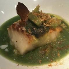 Restaurante Aragonia Palafox (Zaragoza). Cocina de cinco estrellas