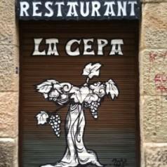 Bienvenidos a La Cepa (Donostia)